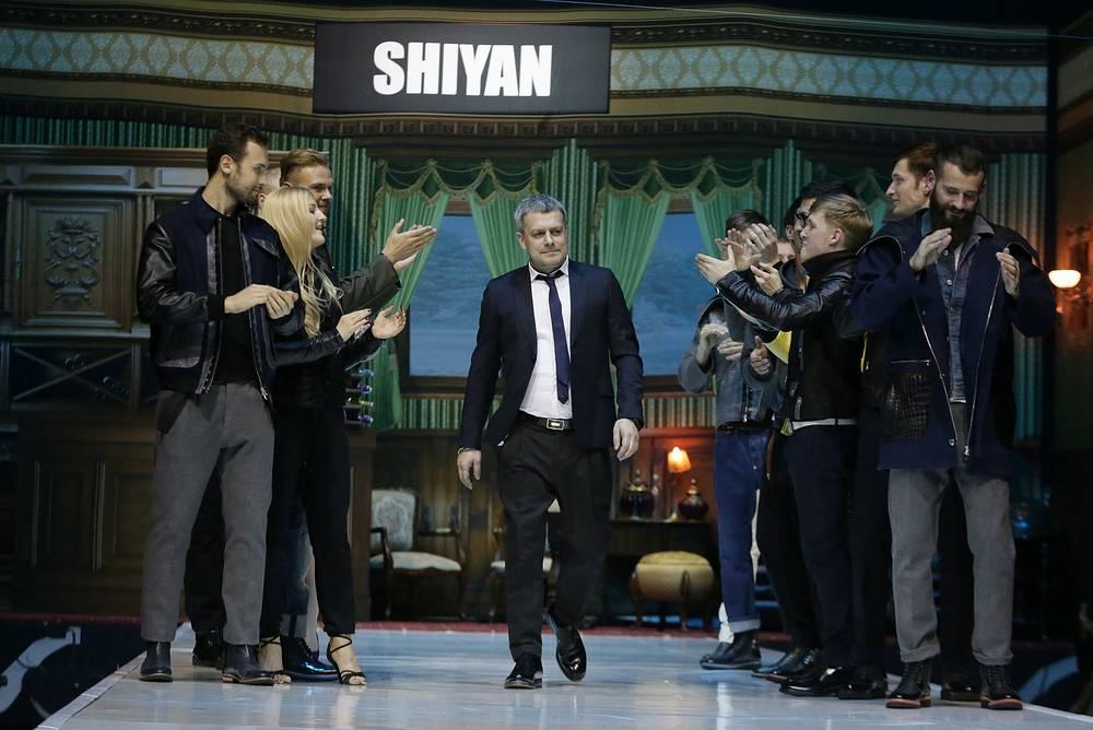 Designer Ilya Shiyan