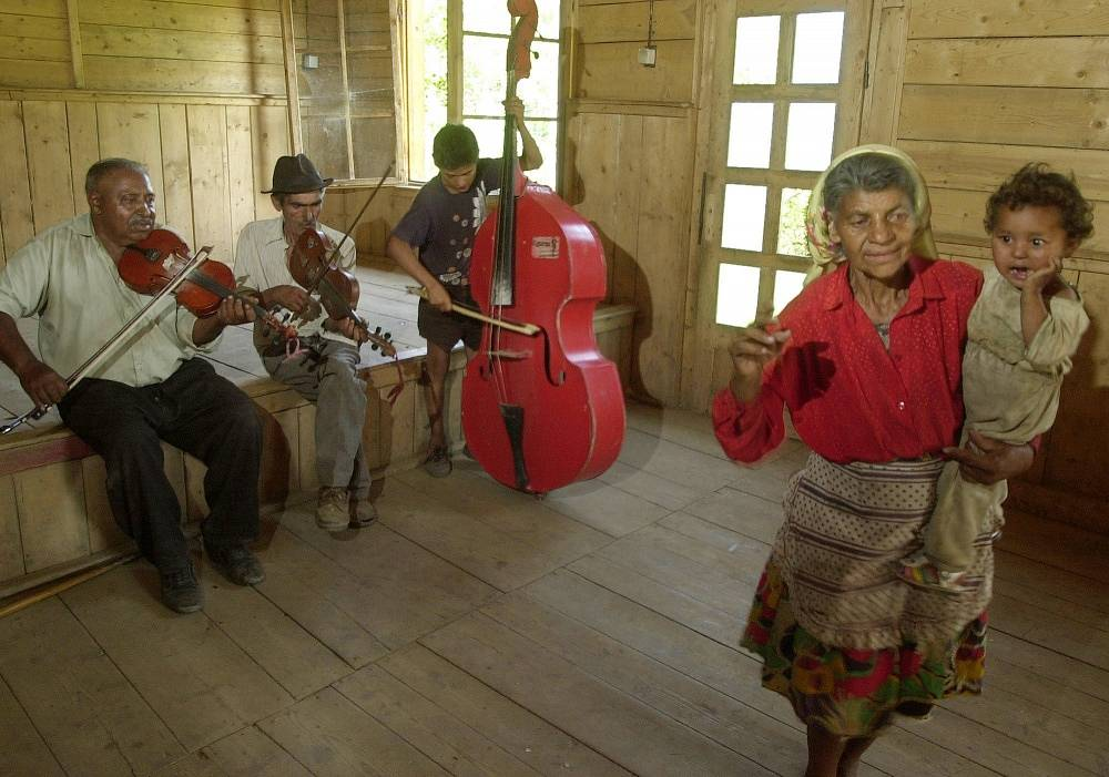 Romani culture is rich in music and folklore