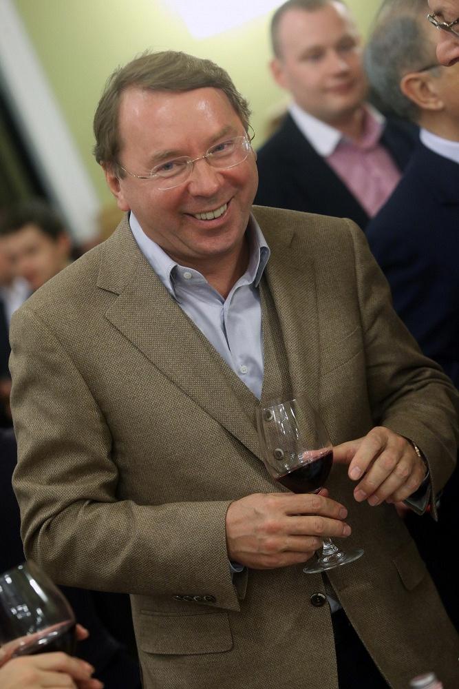 Head of the Department of Presidential Affairs Vladimir Kozhin