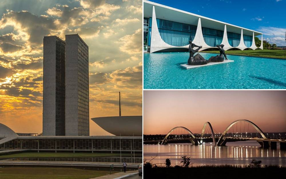 Brasilia is the federal capital of Brazil and the capital of the Federal District. The capital was moved here from Rio de Janeiro in 1960