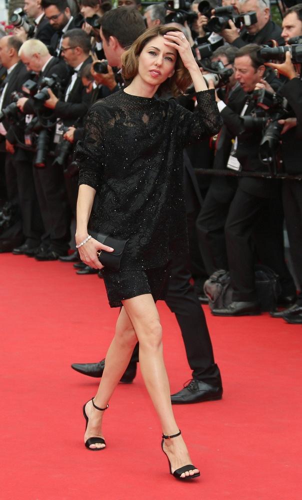 Jury member director Sofia Coppola