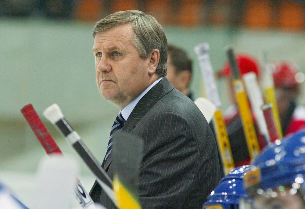 With Vladimir Krikunov as head coach 92005-2006), Russia won the bronze at the 2005 World Championship and finished fourth at the Olympics in Turin (2006)