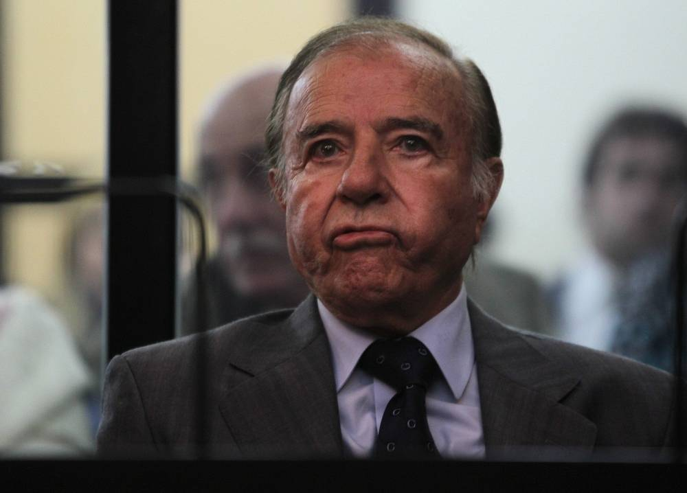 Argentina's ex-president Carlos Menem is a suspect in a case over violations committed during privatization of the biggest exhibition centers in Buenos Aires. Ealier, he was sentenced to 7 years in prison for complicacy to arms smuggling