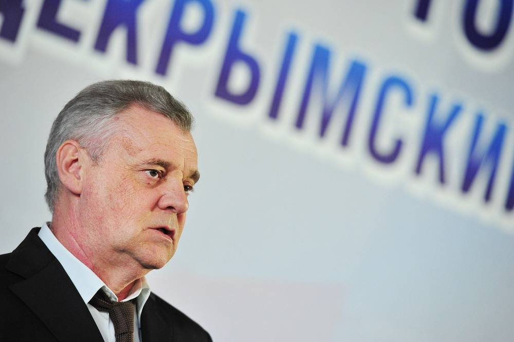 Mikhail Malyshev, chief of Crimea's Central Election committee, says he has found a solution when his assets and property in Europe were arrested: he drew up a warrant and is ready to do the same with his US-based assets