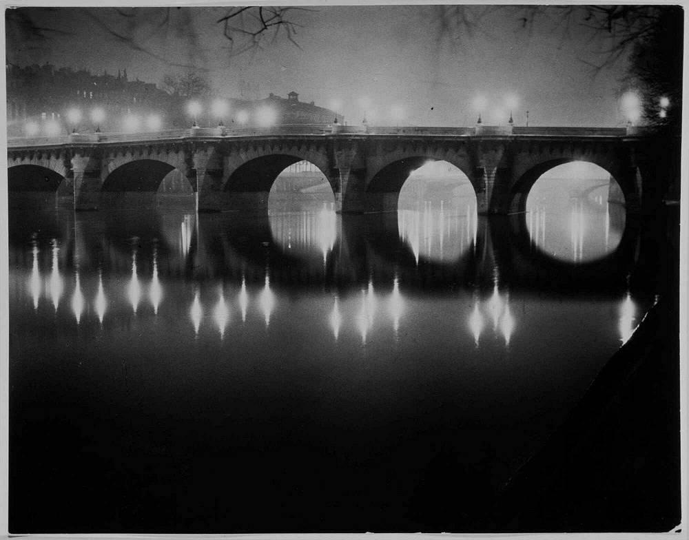 Brassai's 'Pont-Neuf', Paris, 1949