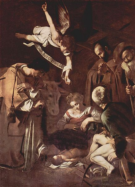 In October 1969 Caravaggio's 'Nativity with San Lorenzo and San Francesco' was stolen from the Oratory of San Lorenzo in Palermo. The painting, worth $20 mln. was found in 2003. It had been hanging in a villa of a mafia boss for all those years