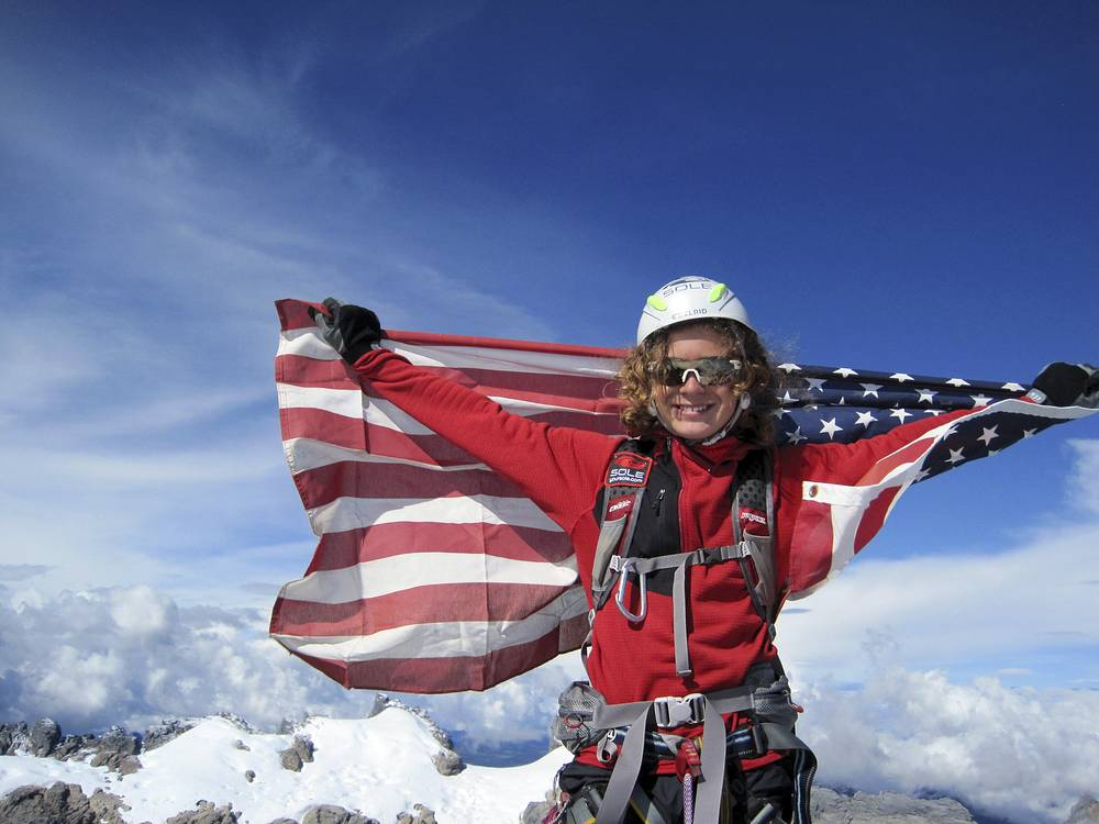 American boy Jordan Romero became the youngest climber to reach the top of Mount Everest on May 22, 2010 being 13-year-old