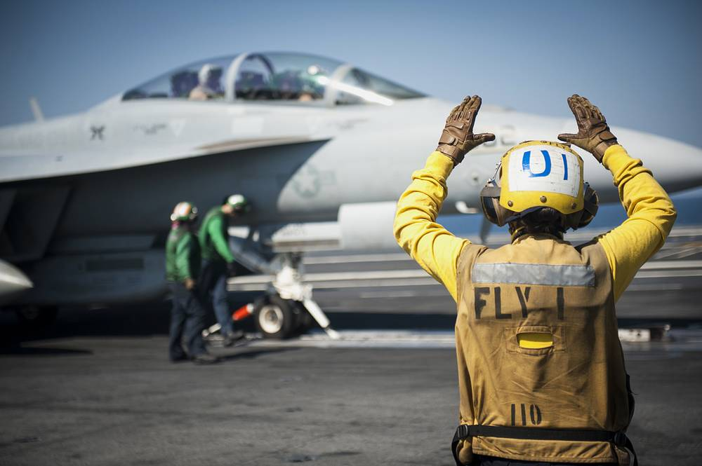 On October 20, 2014, the US forces airdroped weapons and ammunitions to Kurds fighting IS extremists in Kobani. The airdrops followed weeks of US and coalition airstrikes in and near the town
