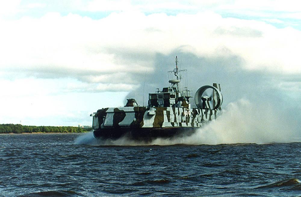 Murena landing craft (archive)