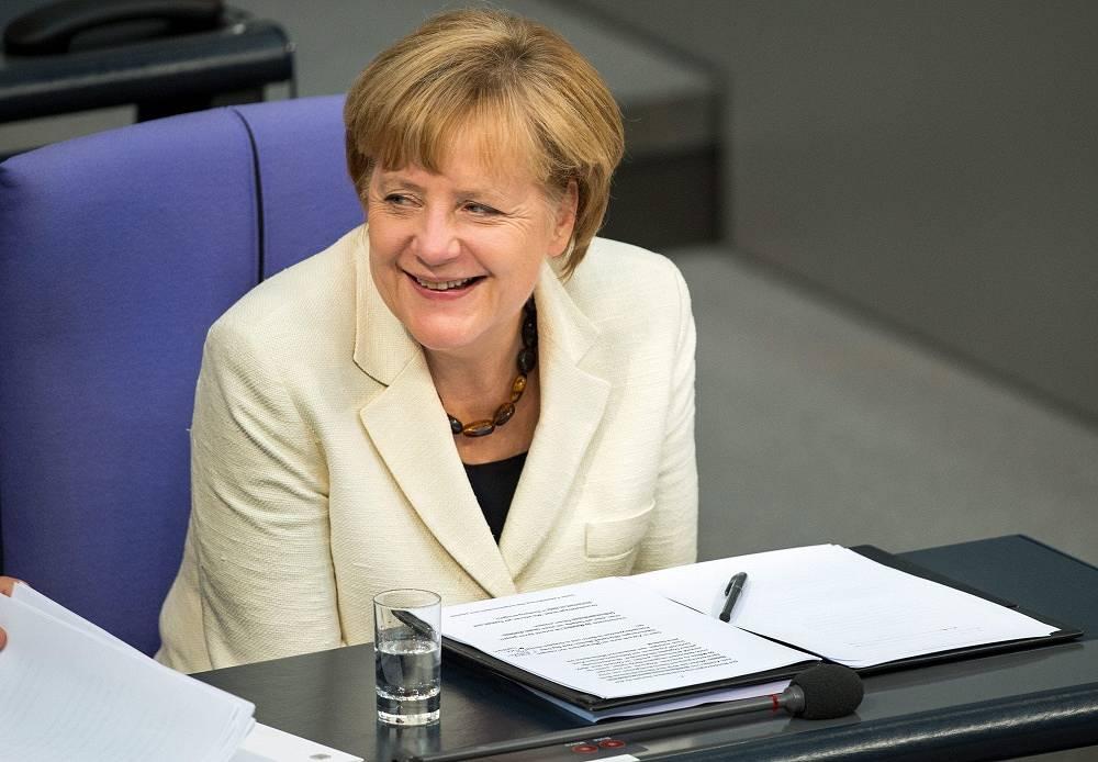 5. German Chancellor Angela Merkel