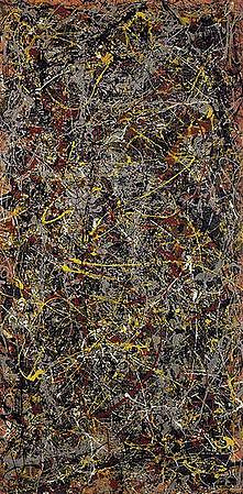 In November 2006, Pollock's No. 5, 1948 became the world's most expensive painting, when it was sold privately to an undisclosed buyer for the sum of $140,000,000