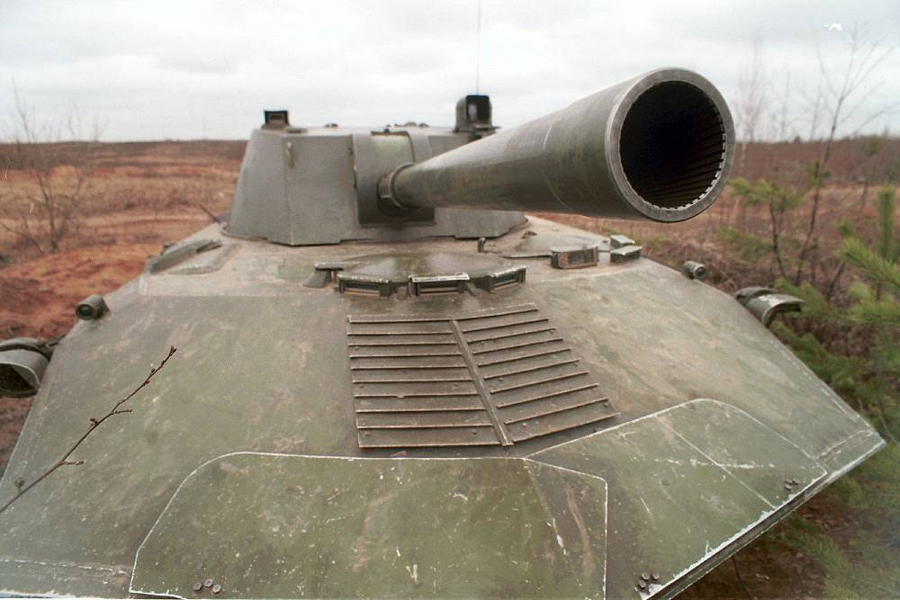 2S9 NONA is a self-propelled 120 mm mortar designed by the Soviet Union which entered service in 1981