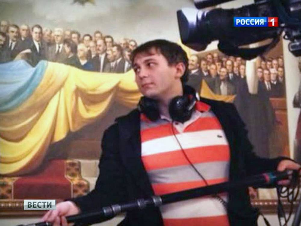 Sound engineer Anton Voloshin was killed during shelling in Ukraine as well