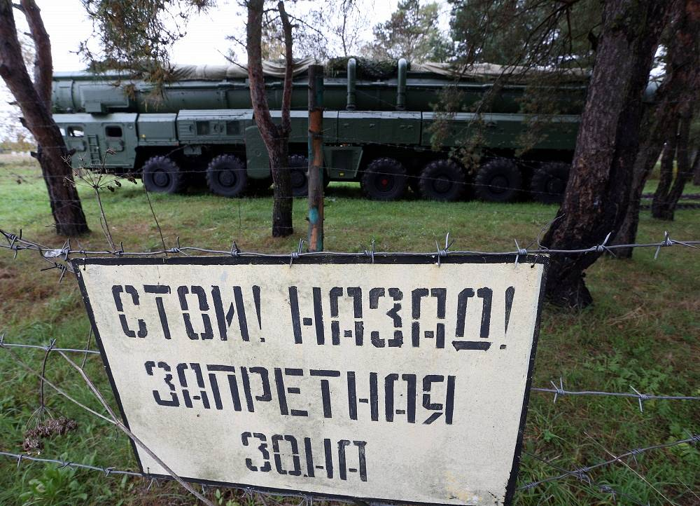 RT-2PM Topol (NATO reporting name SS-25 Sickle) is an improved mobile ICBM which replaced earlier outdated missile complexes