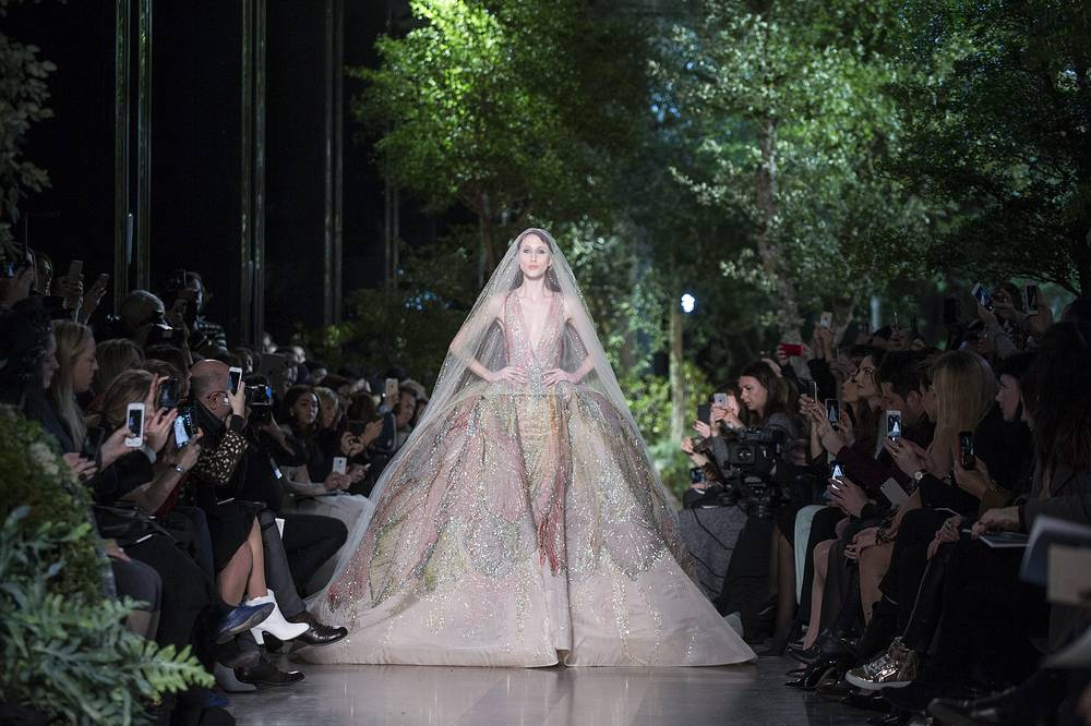 Fashion collection by Elie Saab