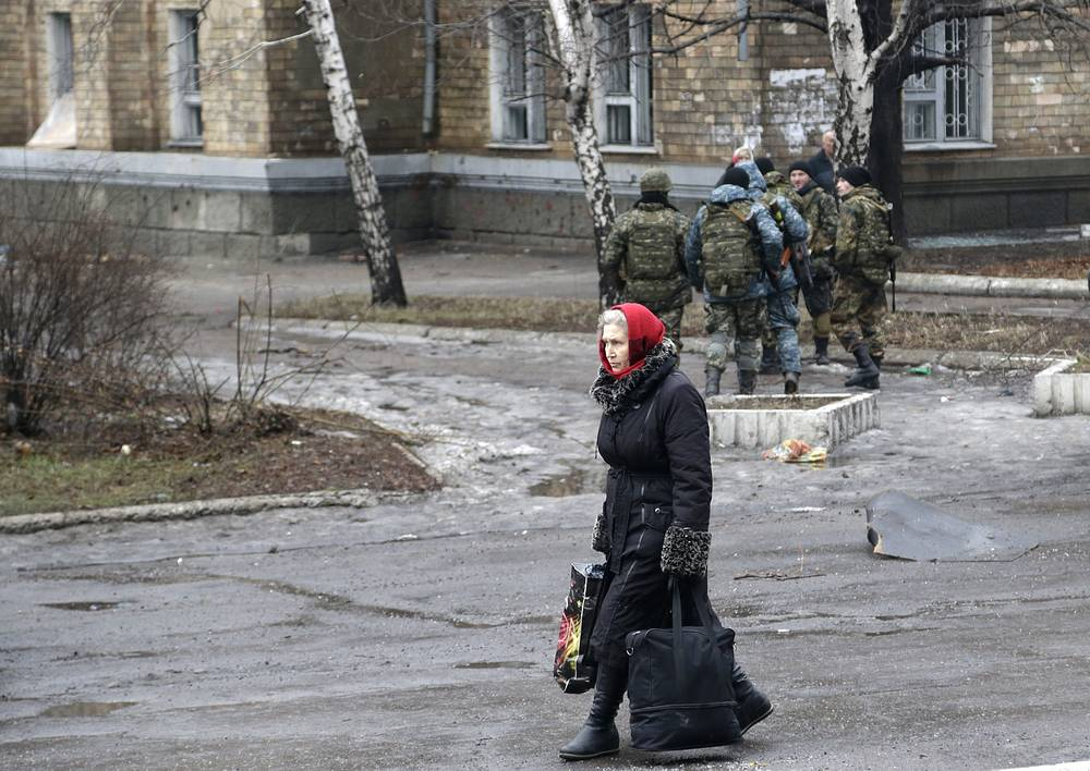According to the United Nations, over 5,000 people have been killed since mid-April last year as a result of armed clashes between Ukrainian troops and local militias in the Donetsk and Luhansk regions