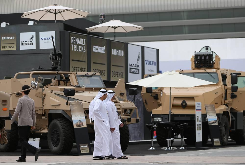 Renault Trucks Defense armored vehicles