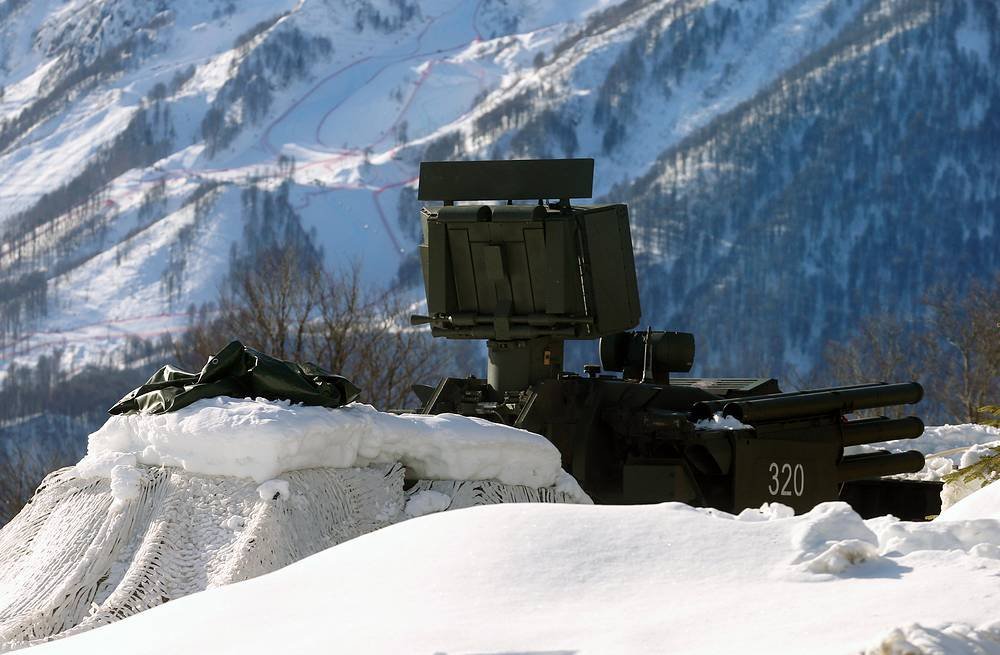Pantsir-S1 is a combined short to medium range surface-to-air missile and anti-aircraft artillery weapon system