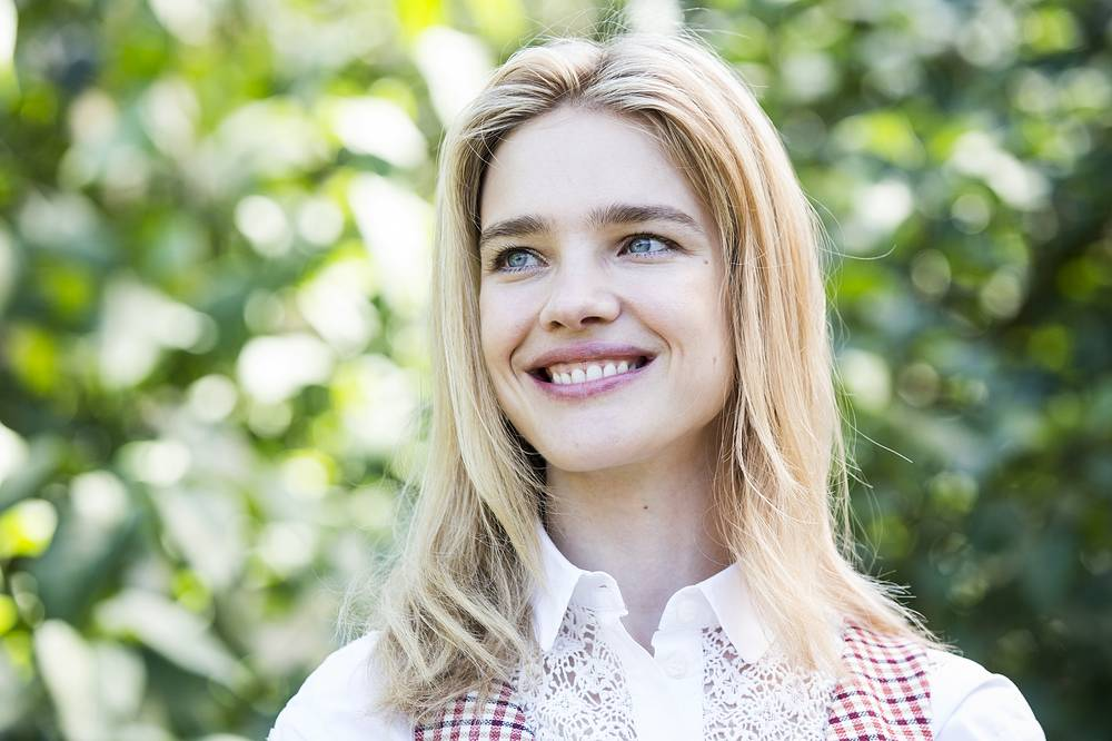Russian model Natalia Vodianova who was part of the Russian delegation presenting the country's bid to host the 2018 World Cup will also be a Preliminary Draw presenter
