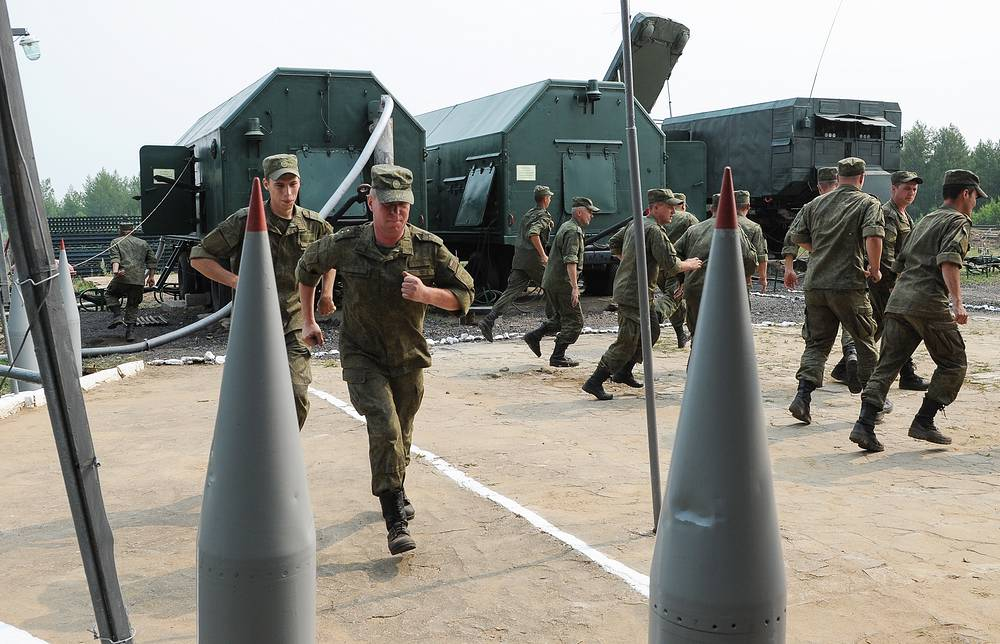 More than 500 troops take part in a live-fire exercise of aviation and air defense units of the Central Military District that began on Monday