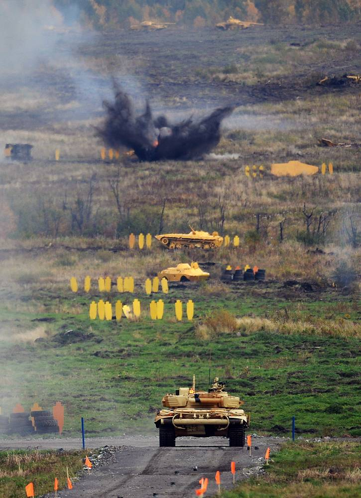 T-90A tank