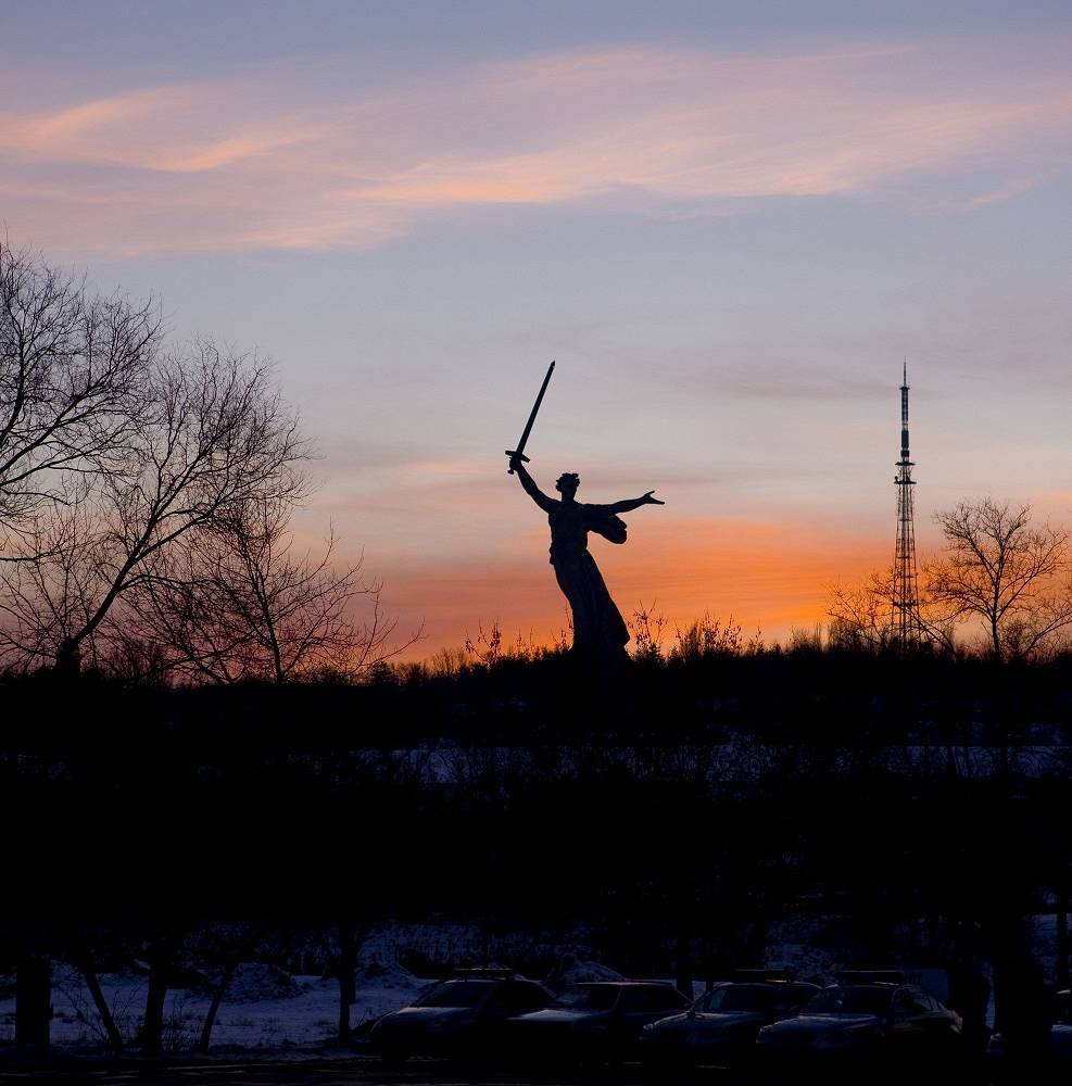 Volgograd, February 2, 2008