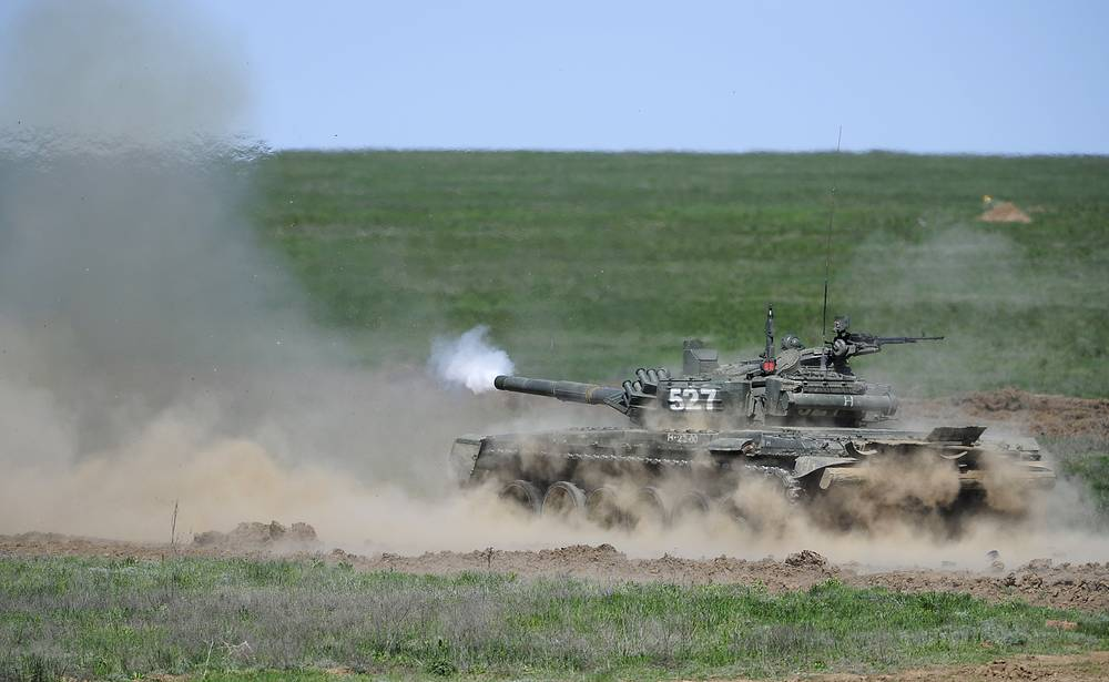 T-72B3 is Russian main battle tank of T-72 family. It can be seen as a low-cost alternative to the T-90A tank