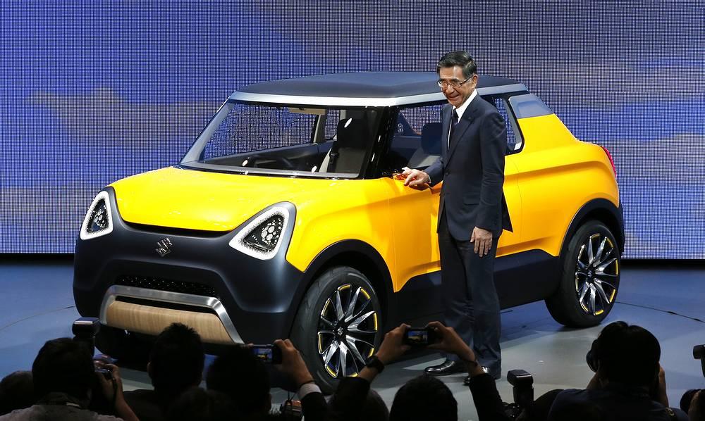 Suzuki Motor concept vehicle Mighty Deck