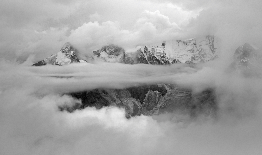 Cloudland, by Anton Litvinov. Photo: National park Prielbrusie