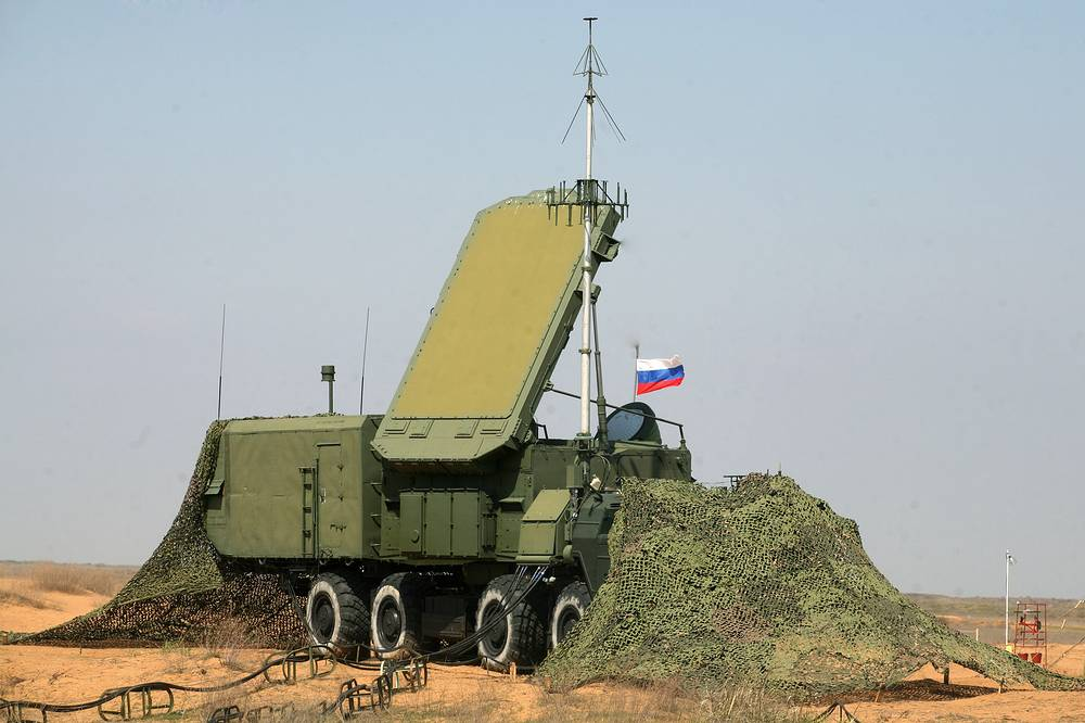 Russia's S-400 air defense system (archive)