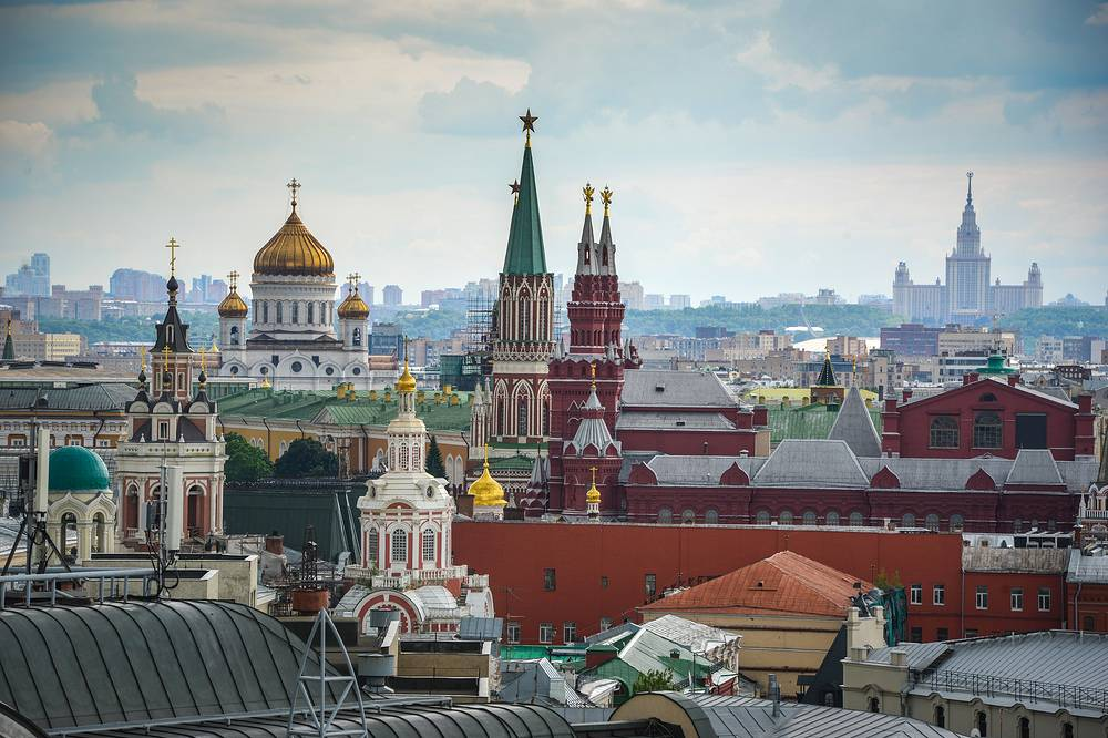 Moscow went from second to third place in the 2016 ranking