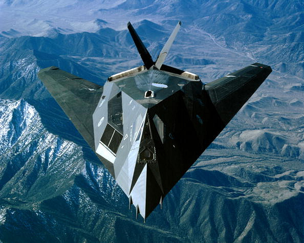 US F-117