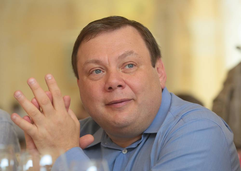 Mikhail Fridman, the owner of Alfa Group, the biggest financial and industrial investment group in Russia, $13.3 bln