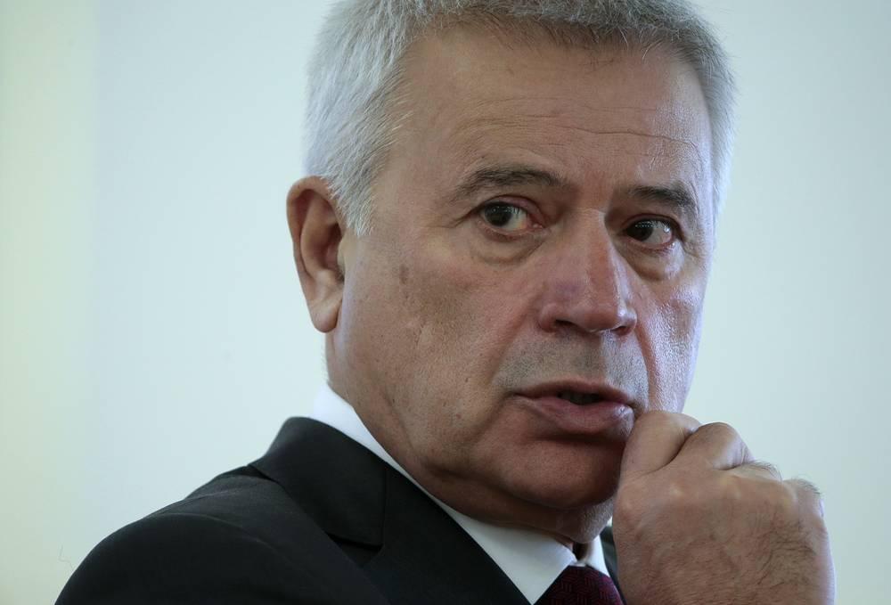 Vagit Alekperov, president of Russian oil company LUKOIL, $8.9 bln