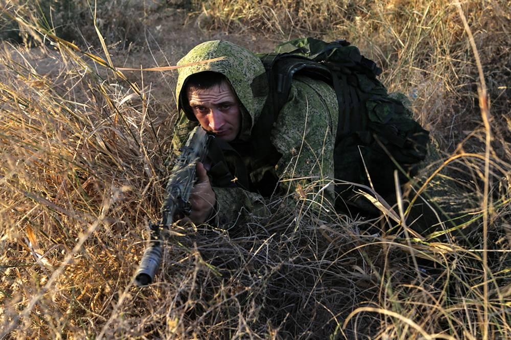 Russia-Egypt anti-terrorist  exercises near the Egyptian town of El Alamein