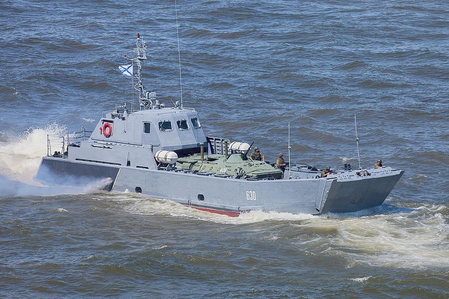 Serna-class landing craft D-156