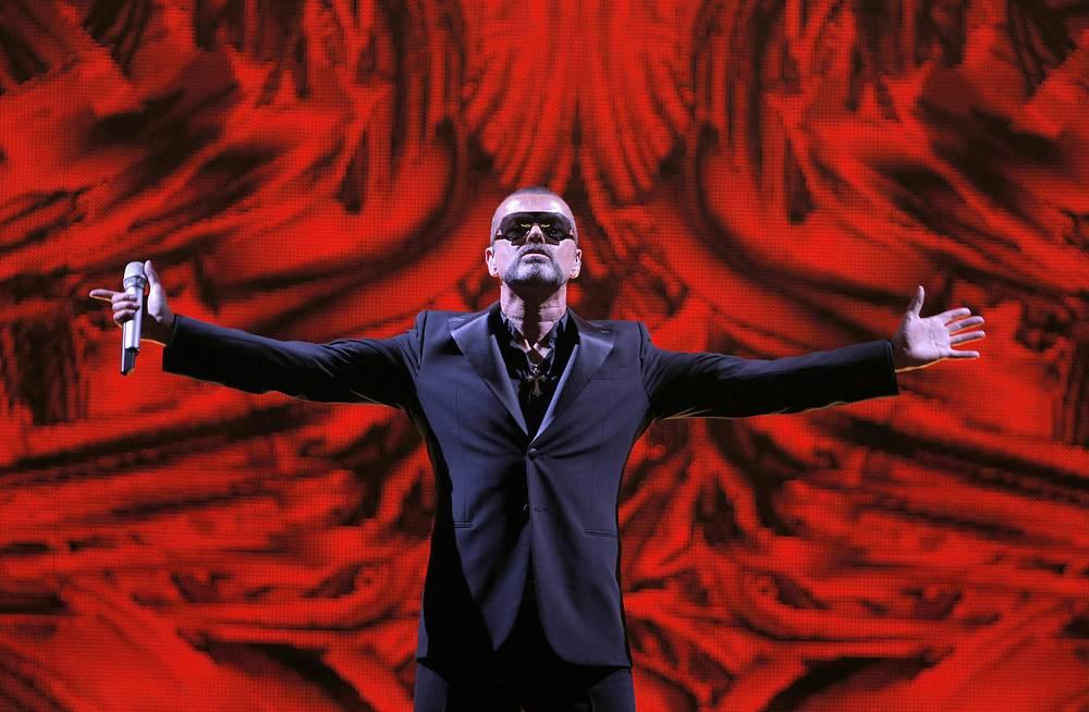 British singer George Michael died at 53 on December 25