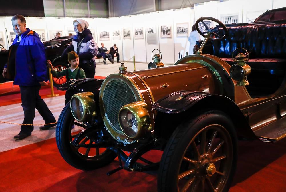 Delaunay-Belleville 40 HP (France, 1909)