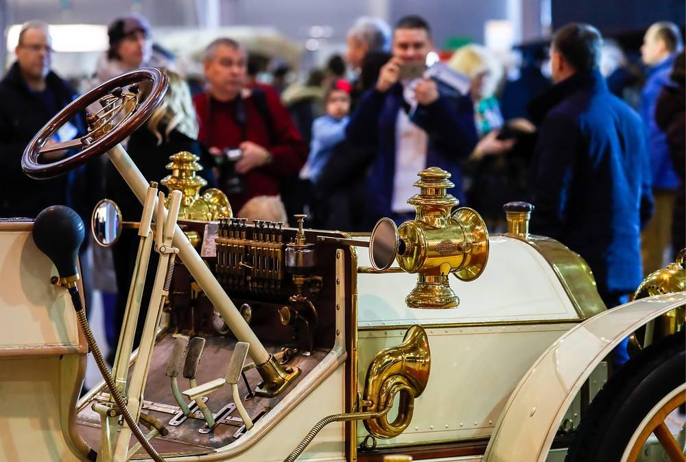 Mercedes Simplex 28/32PS (Germany, 1905)