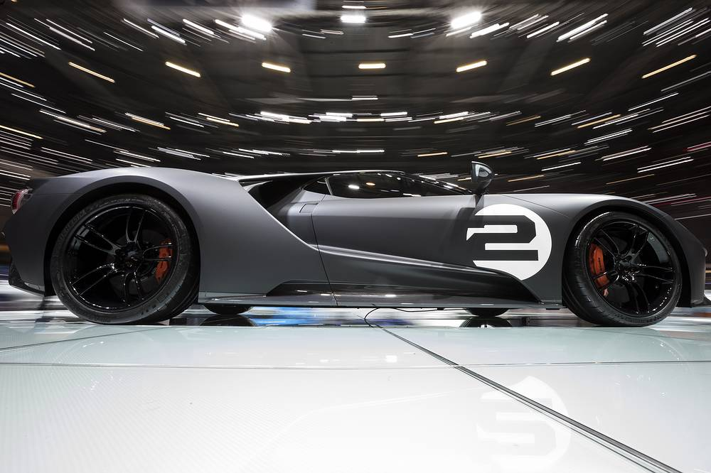 Ford GT 66
