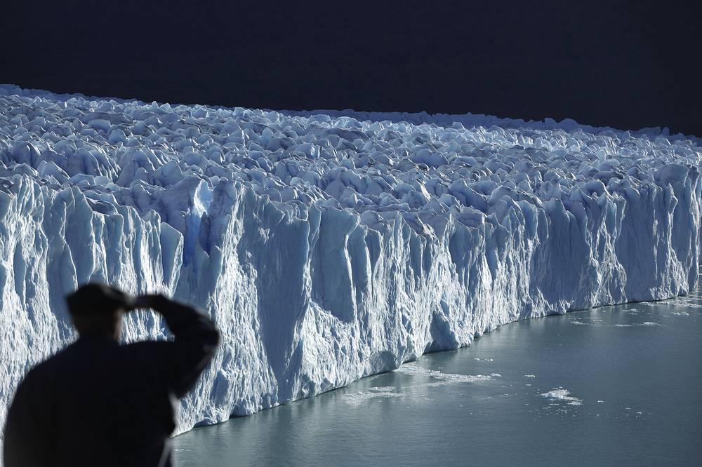 Perito Moreno Glacier in Los Glaciares National Park