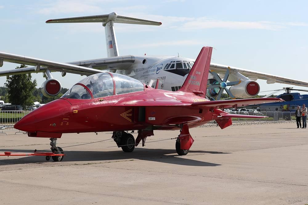 KB SAT SR-10 jet trainer aircraft