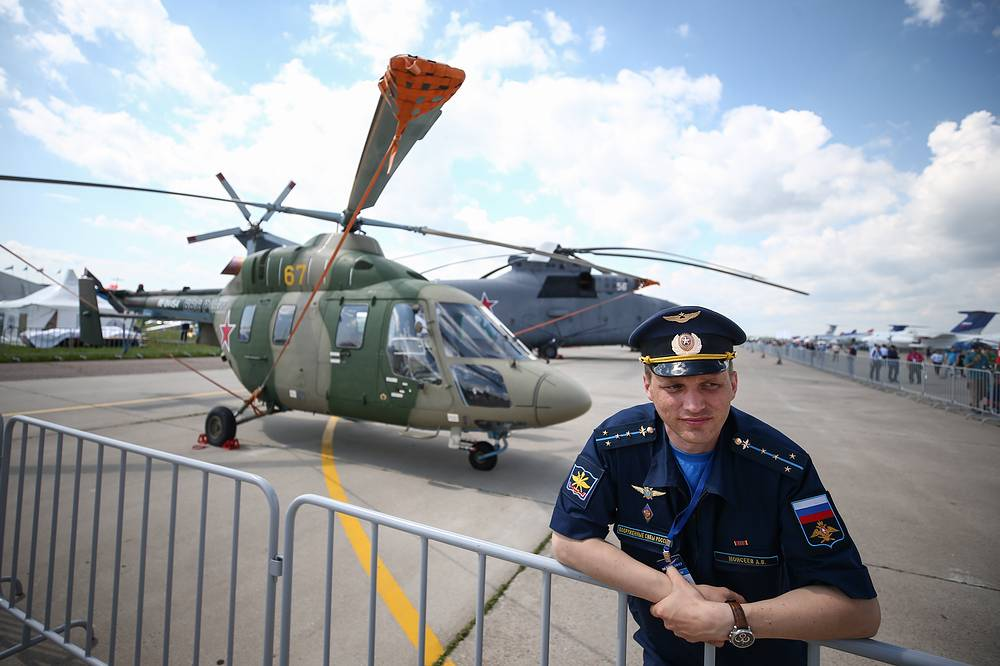 Kamov Ka-226 small multi-purpose helicopter