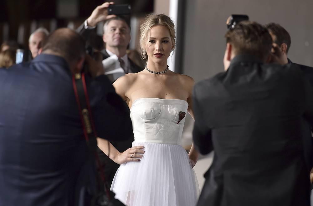 Jennifer Lawrence — $24 million