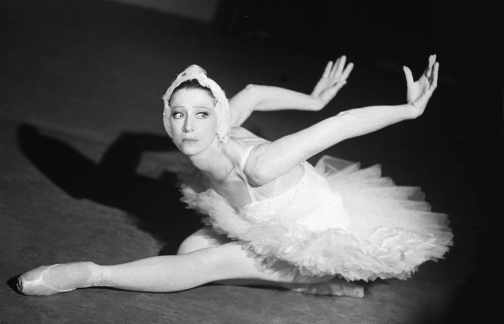 "Maya Plisetskaya (1925-2015) was the Soviet ballet's most famous star of the past half-century. Soviet Union leader Nikita Khrushchev considered her ""not only the best ballerina in the Soviet Union, but the best in the world"". Photo: Maya Plisetskaya, 1980"