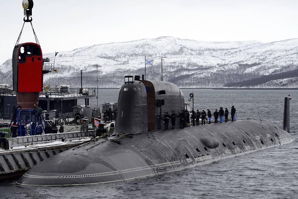 Supremacy dưới biển: một cái nhìn về sức mạnh của hạm đội tàu ngầm của Nga