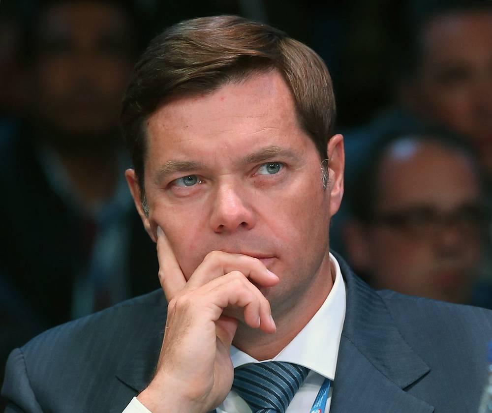 Alexei Mordashov, the majority shareholder of Severstal, $18.7 bln