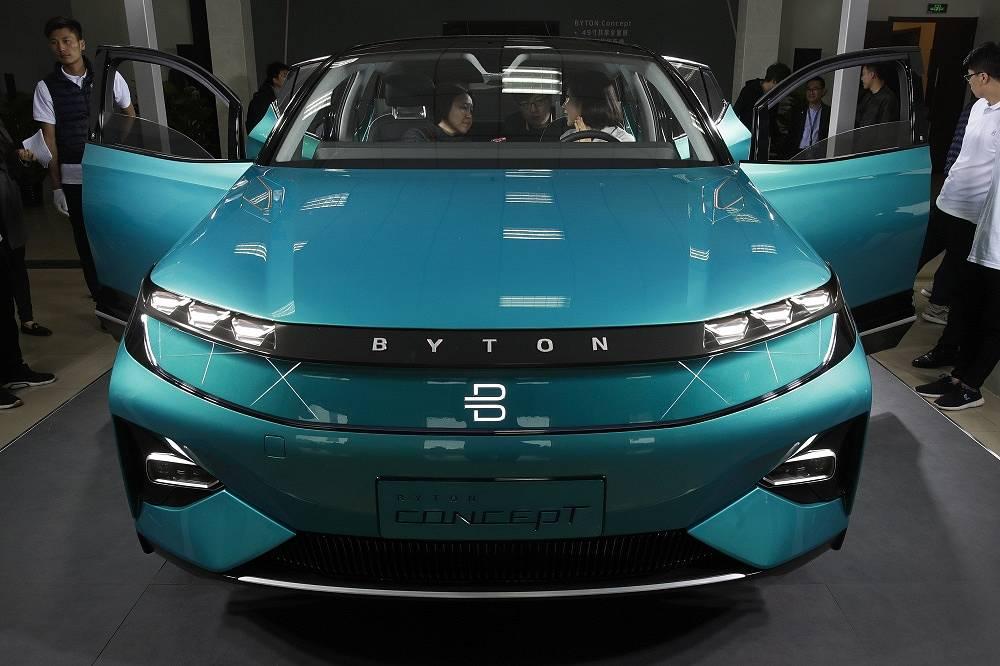 Byton Concept EV