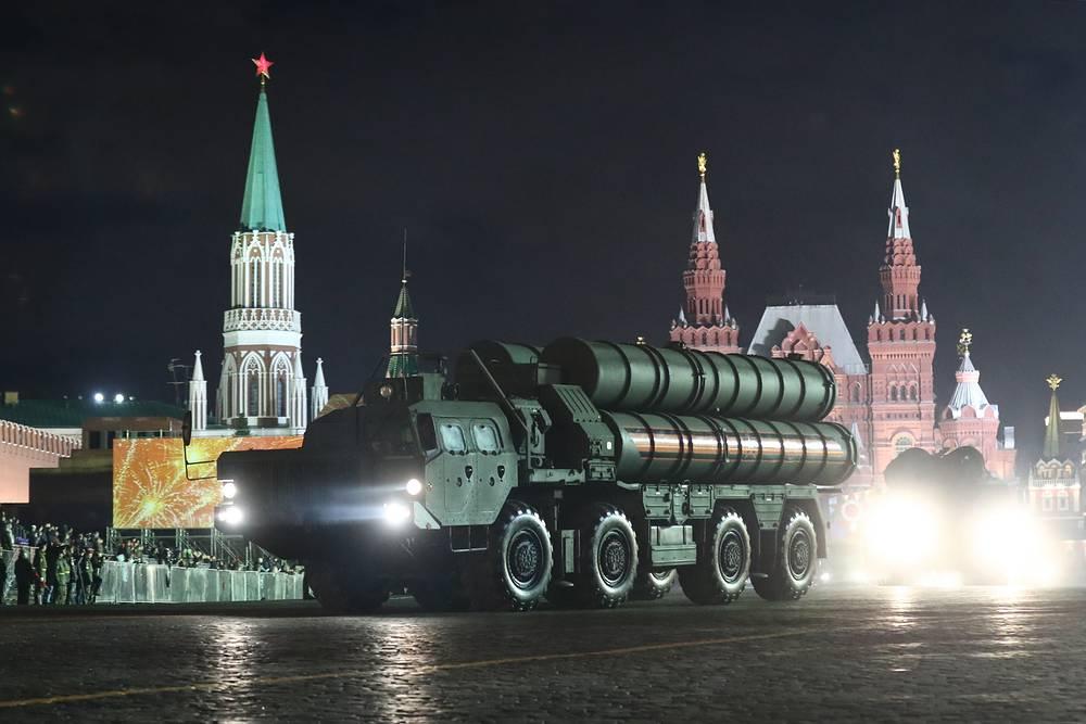 Smerch multiple rocket launcher system