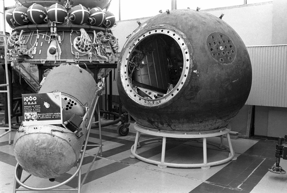 Sputnik-5 spacecraft was the first spaceflight to send animals into orbit and return them safely back to Earth